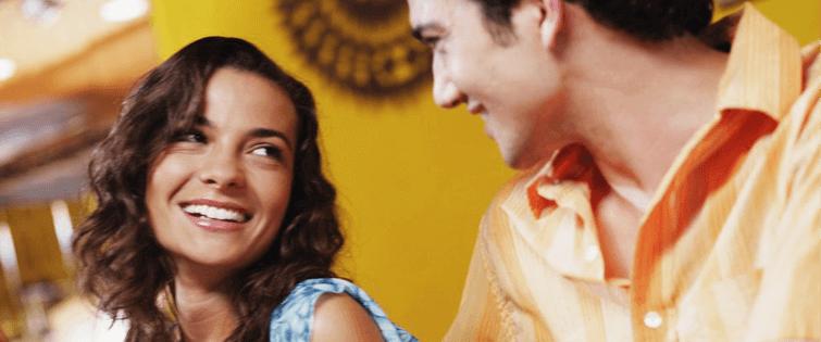 First message online dating pua