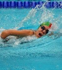 Benefits of Swimming - Start Swimming today