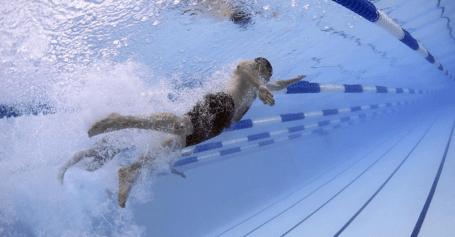 Swimming - A prolific way to build your heart rate