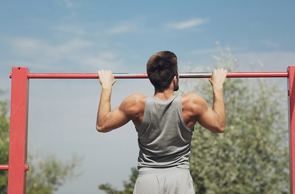The Power Of A Pull Up