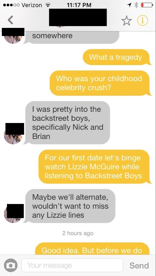 Here's how you get a date on Bumble