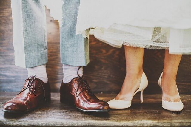 Heels aren't just for ladies- elevator shoes for men can boost your height and your confidence.